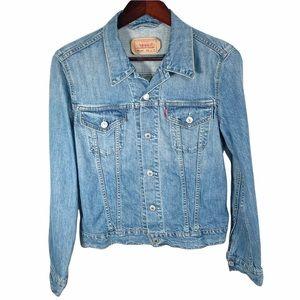 Levi's Women's Vintage Denim Trucker Jacket Medium